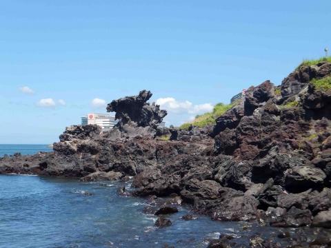 第十七コース:龍頭岩