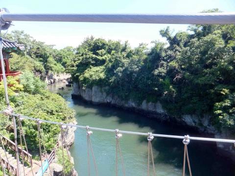 第十七コース:龍淵高架橋